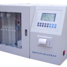 全自动测硫仪HKCL-6000/价格 报价