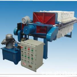 XNJ/1000/100平方全自动厢式压滤机 机械压紧压滤机 压滤机滤布