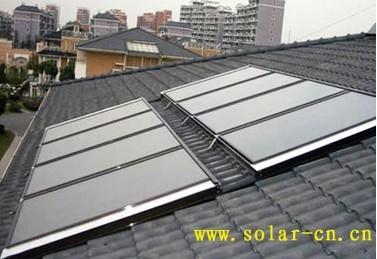 供应产品 节能新能源 太阳能设备 >> 平板太阳能  上海夸父太阳能工程