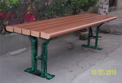 仿古实木方凳子围栏