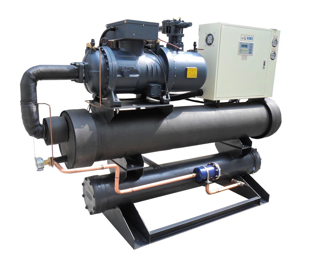 约旦冷水机 50p冷水机采用大金