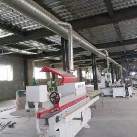 木工旋风干湿组合式除尘器、木工中央除尘器、竹木制品车间除尘