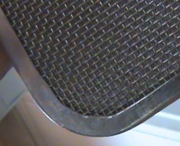 圆柱型滤芯主滤材采用五层不锈钢烧结网,过滤精度为0.