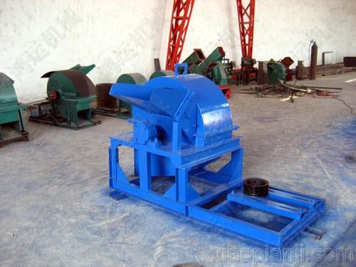 加工木材的木材粉碎机器