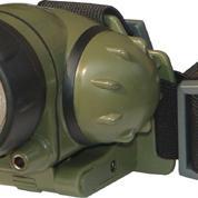 微型防爆调焦头灯