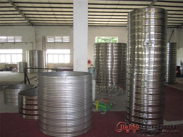 不锈钢保温水塔价格|304不锈钢水塔