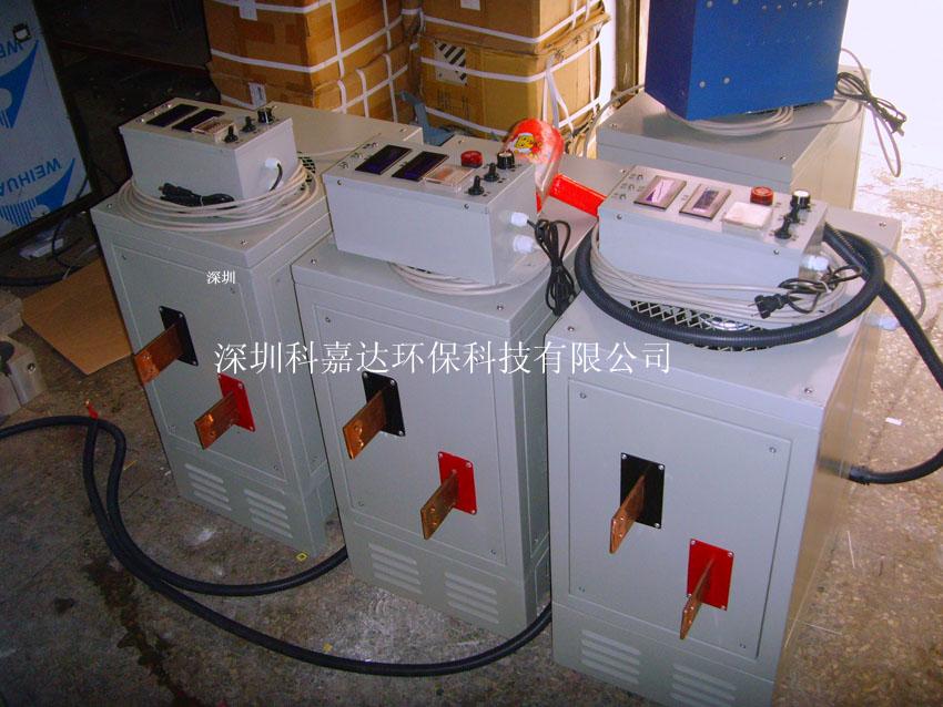 电化学抛光所需条件及设备