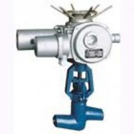 J961Y电动焊接截止阀厂家
