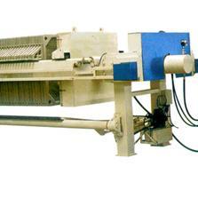 【明华牌】800型程控自动拉板压滤机