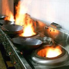 饭堂、食堂专用猛火醇基炉头,春季分体大灶心