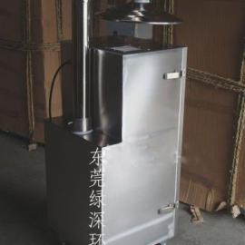 小型移动旱烟除尘器