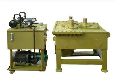 液压法兰成型机 f7型液压法兰成型机图片