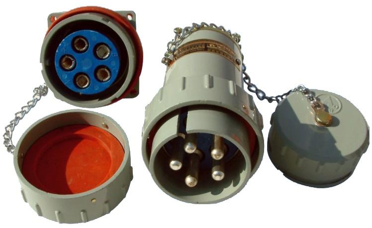 无火花型防爆电缆连接器