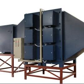 地下室发电机黑烟尾气处理净化设备