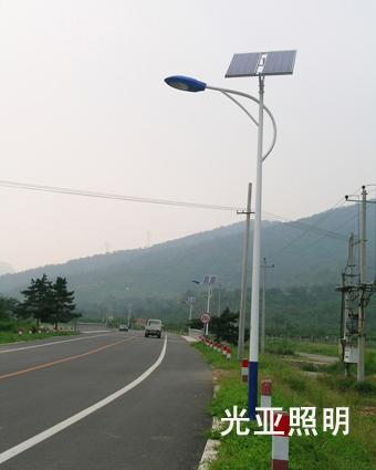 太阳能路灯全套价格是多少 led节能路灯灯头 led太阳能节能路灯 太阳