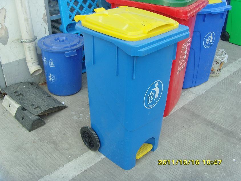 120l脚踏垃圾桶-脚踏垃圾桶-环卫垃圾桶
