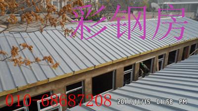 北京专业阁楼搭建 专业彩钢房安装