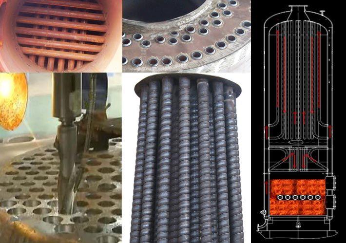 蒸汽消音器结构图_蒸汽锅炉内部结构图_蒸汽锅炉内部结构图画法