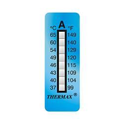 八格热敏试纸/温度贴/测温纸