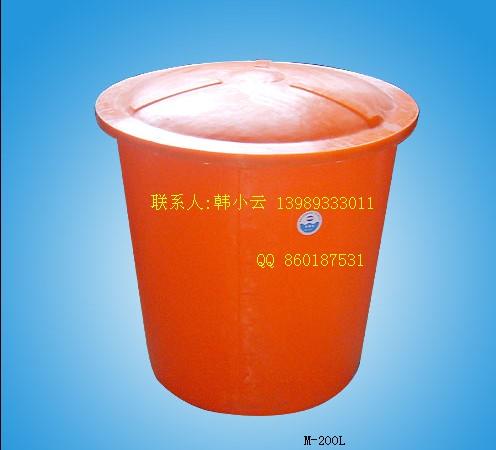 钦州滚塑圆桶厂家直销