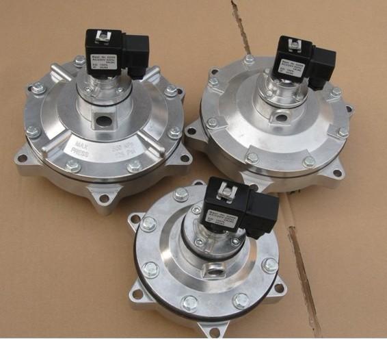 除尘器dsf淹没电磁阀-脉冲电磁阀-淹没电磁阀-dsf图片
