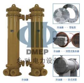 YL冷油器, 列管式冷油器, 电厂油冷却器