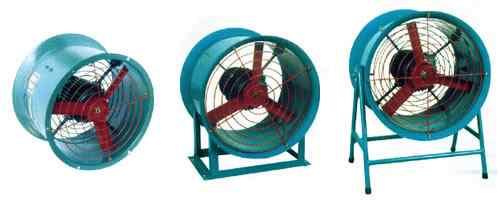 厂房专用dfbz防爆型低噪音圆形方形壁式轴流风机 厂家 价格图片