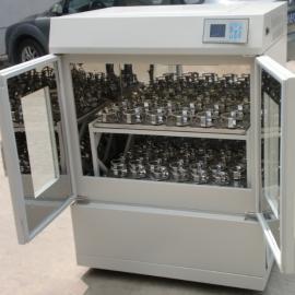 上海善志仪器实验室双层细菌培养摇床/双层恒温震荡培养箱