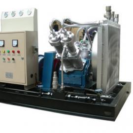 1立方40公斤压力中压空压机,4兆帕1立方空气压缩机