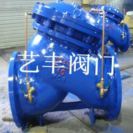 JD745X-10C DN400多功能水泵控制阀