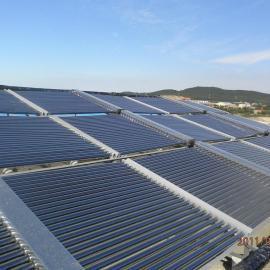 沈阳太阳能热水工程安装|沈阳太阳能集热器|沈阳板式太阳能