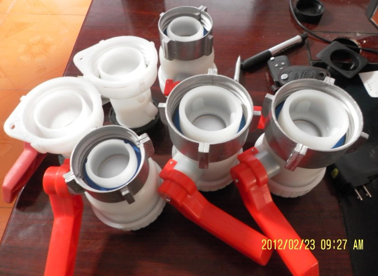 吨桶阀门-吨桶阀门-ibc集装桶阀门-叉车塑料桶阀门
