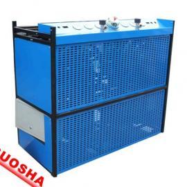 气密性检测专用空气压缩机300公斤压力