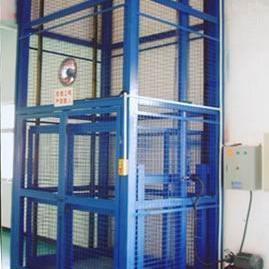 甘肃省导轨式液压升降货梯