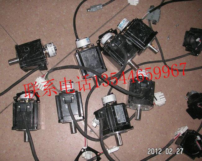 富士伺服电机编码器ym523755更换
