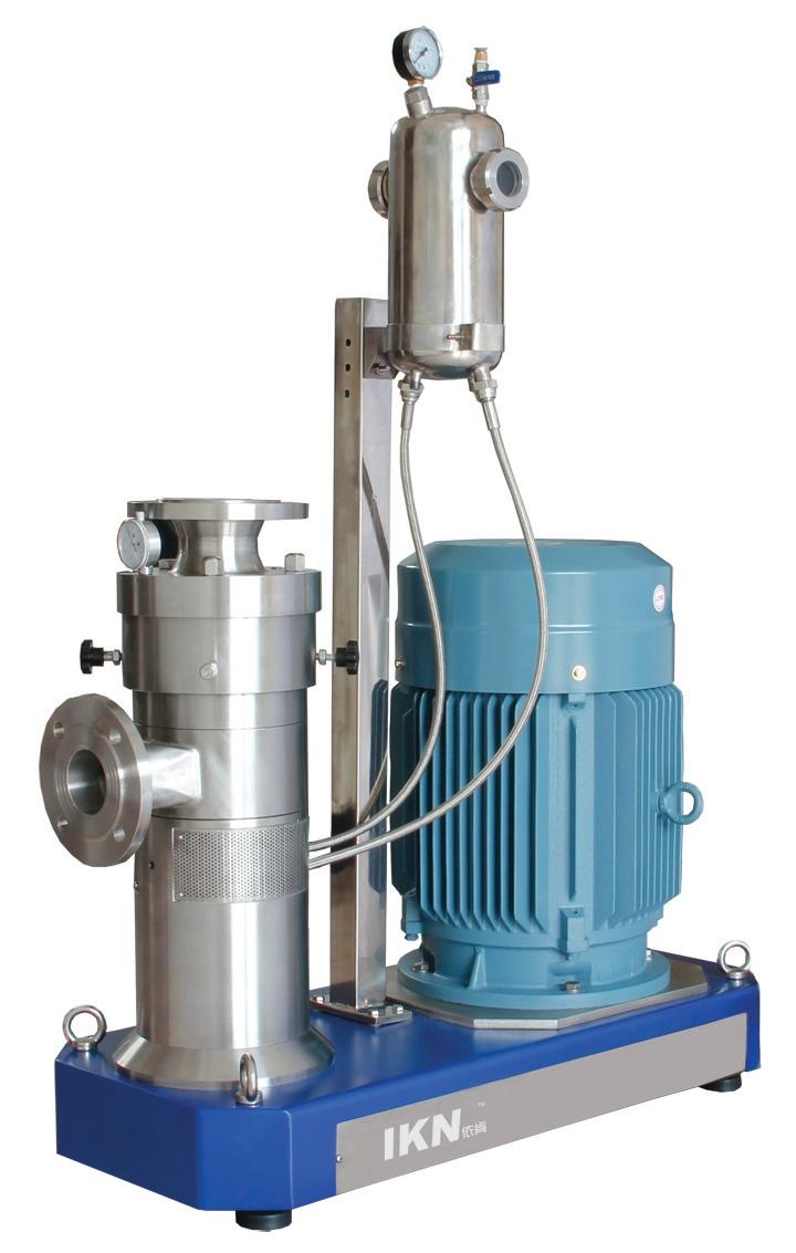 碳纳米管高速剪切研磨分散机  碳纳米管研磨分散设备