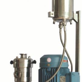硫酸头孢喹肟注射液研磨分散机