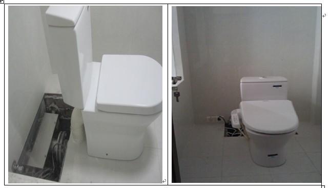 马桶污水提升泵安装图