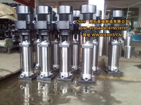 cdl轻型立式多级离心泵|不锈钢泵|不锈钢多级泵图片