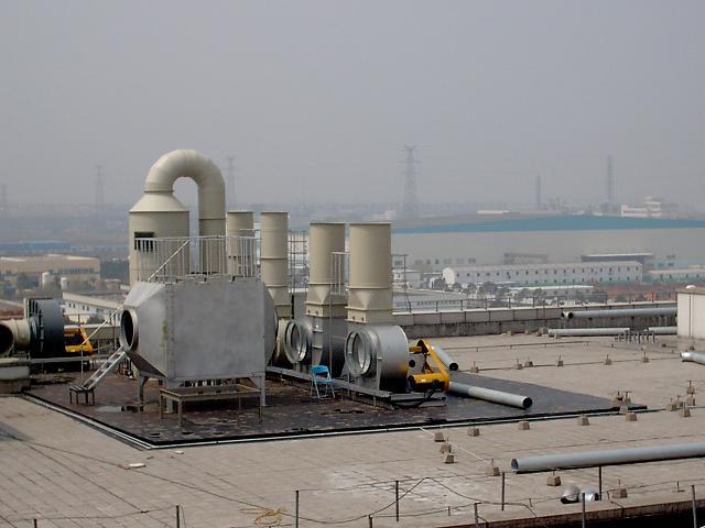 有机废气活性炭吸附塔-有机废气-有机废气处理系统