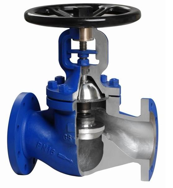 德国罗博特rbt公司生产的德标截止阀是一种波纹管密封的零泄漏图片
