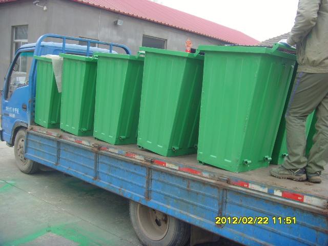 240升钢制垃圾桶-烟台市达盛环卫设备有限公司