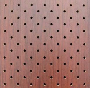装饰:既有天然孔木纹理