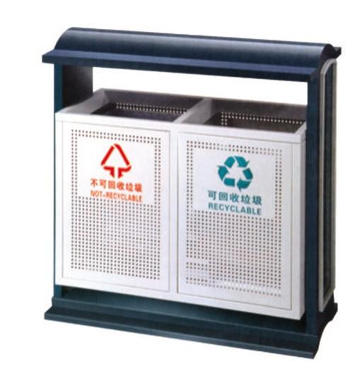 首页 供应产品 环卫清洁设备 垃圾桶 >> yh-js5金属钢板喷塑双筒果皮