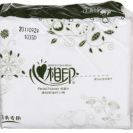 心相印DT150商用(墨绿/咖啡)塑装纸面巾纸