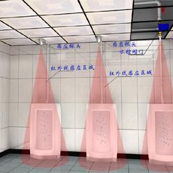 沟槽厕所节水器 公共厕所节水器