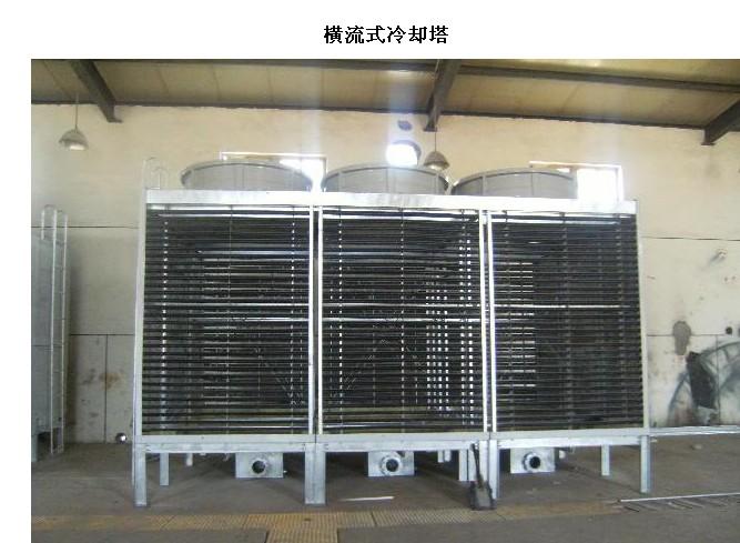 产品展示 冷却塔 风量大效率高冷却塔 > 横流式冷却塔      产品结构