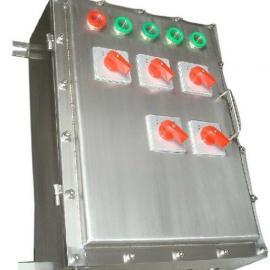 不锈钢防爆配电柜_304材质不锈钢防爆箱