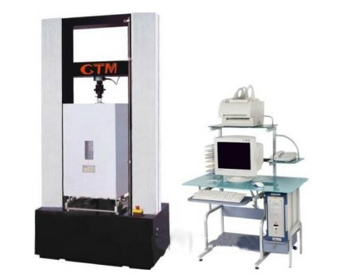 ctm-50gd高低温微机控制电子式万能试验机图片