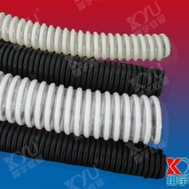 PVC塑料螺旋管,吸尘管,排污管